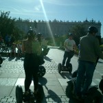 Madrid by Segway - that was fun!