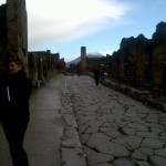 Visit to Pompei