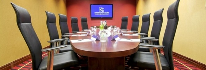 kensington close boardroom