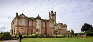 Crewe Hall Front