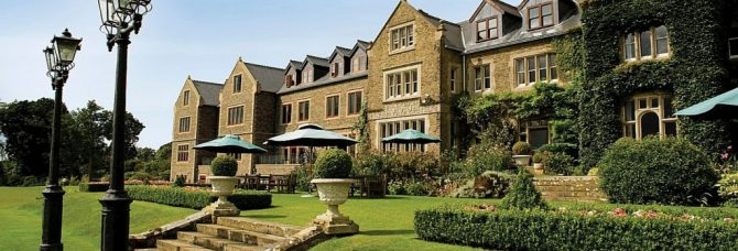 South Lodge Hotel Exterior