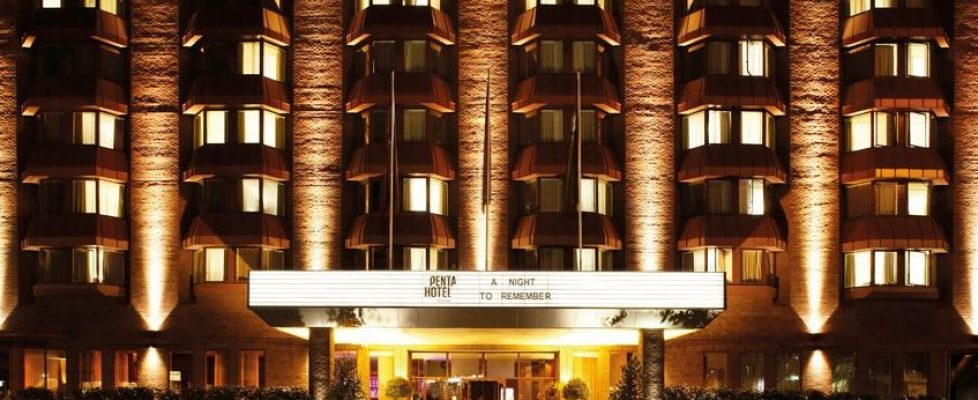 Penta Hotel Reading front